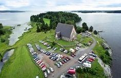 pyhän olavin kirkko - Google-haku Golf Courses, Google, Travel, Finland, Denmark, Norway, Countries, Viajes, Destinations