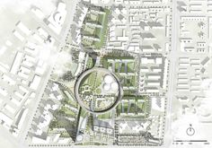 Hanking Nanyou Newtown Urban Planning Design Proposal / Jaeger and Partner Architects,plan