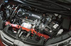 Ο κινητήρας diesel των 1.597 κ.εκ. αποδίδει με τη συμβολή δύο διαφορετικού μεγέθους υπερσυμπιεστών 160 ίππους και 350 Nm ροπής. Η γραμμική και πολιτισμένη λειτουργία του παραπέμπει σε βενζινοκίνητο σύνολο, με τη μέση τιμή της κατανάλωσης καυσίμου να μην ξεπερνά ωστόσο τα 4,9 λίτρα/100 χλμ. http://auto.in.gr/presentations/article/?aid=1231405907 #auto #honda #car