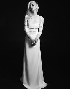 Rime ARODAKY 2015 de boda del vestido Flemming - La Fiancee Panda boda Blog y estilo de vida-1