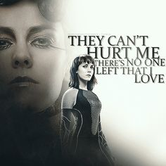 i didn't like her too much in the book, but after catching fire i LOVE HER