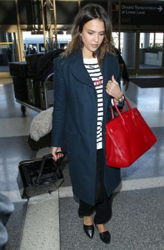 Jennifer Lawrence Teams Statement Slippers With A Camel Coat Shopping In New York, 2014 | Look