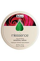 Miessence Certified Organic Rejuvenating Mineral Mask with natural white clay, horsetail & nettle for a smooth complexion.