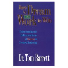 A good read for anyone in MLM or Network Marketing.