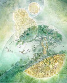 Inner Workings by ~Stephanie Pui-Mun Law