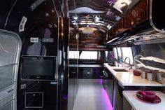 Luxury Airstreams - refit and restorations by American Retro Caravans UK