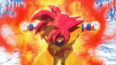 The super power of Goku😈😈😈 Dragon Ball Gt, Goku Dragon, Akira, Illustration Studio, Samurai Flamenco, Sword Art Online, Couples Anime, Goku Super, Girls Anime