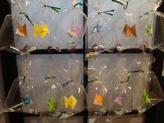 Móbile de peixe em embalagem que simula um aquário.  Ideal para lembrança de festas e eventos    Frete não incluso.