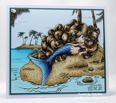 Skin: E0000, 000, 00, 02, 11 Hair: E49, 55, 59 Tail: B00, 93, 95, 99, V09, 15 Sand: E31, 33, 35 Stones and shells: E42, 43, 44, 47, 51, 53 Palm Trees: BG93, 96, 99, E42, 43, 44, 47 Sea: BG000, 01, 05, 09, 10, 11 Sky and Clouds: BG0000, BV20, C00, 0, 1