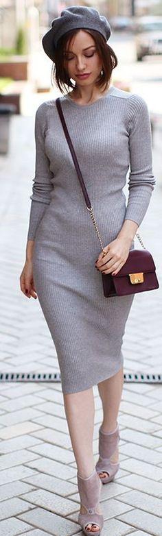 Sonya Karamazova Shades Of Gray Parisian Way Fall Inspo