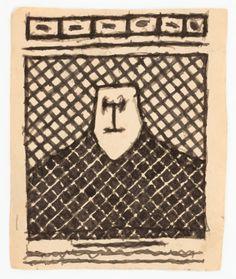 James Castle Collages, James Castle, Monochrome, Brain Illustration, Bad Art, Organic Art, Art Brut, Cardboard Art, Primitive Folk Art