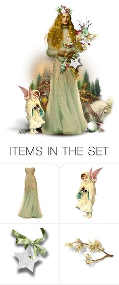 A Medieval Christmas by ellen-hilart on Polyvore featuring art