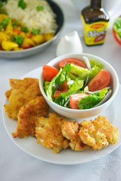 Obiady z kurczaka w 3 odsłonach - sprawdź przepisy na blogu! Chicken Wings, Meat, Food, Essen, Meals, Yemek, Eten, Buffalo Wings