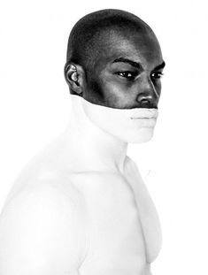 Tyson Beckford Black and White https://www.facebook.com/pages/Creative-Mind/319604758097900