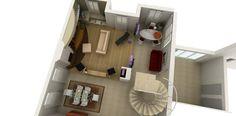 Abitazione a Cavarzare (Venezia) 4 - Rendering -
