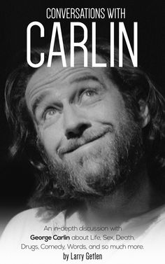 An Intimate Conversation with George Carlin