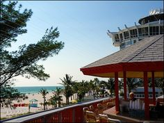Crabby Bills on St. Pete's Beach was just what you'd expect at the beach. Good food, drinks and view!  Google Image Result for http://media-files.gather.com/images/d412/d874/d745/d224/d96/f3/full.jpg