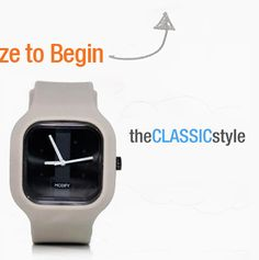 Modify Watches - mix and match to fit your style on the cheap