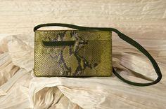 23b16afaf1 Borsa Miu Miu - serpente e tessuto verde- €120 per l'acquisto contattaci