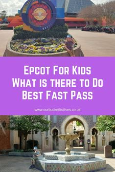 Epcot for kids. What is there to see and do at Epcot for families. Which rides are the most family friendly. Plus find out what we recommend for families to Fast Pass at Epcot #epcot #disney #disneyworld #disneytips #travel #familytravel