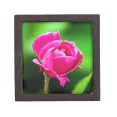 Rosy Pink Premium Jewelry Boxes