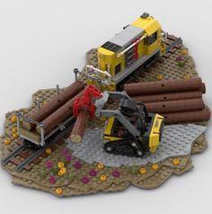 Legos, Lego Technic Truck, Lego Wheels, Lego Kits, Micro Lego, Lego Mechs, Lego Trains, Lego Construction, Cool Lego Creations
