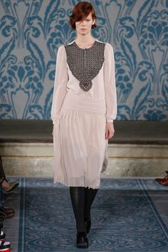 Dress for a Minas Tirith woman - Tory Burch