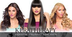 KERATHERAPY - Keratin Smoothing Treatments