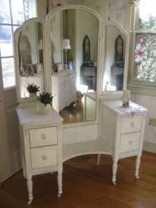 I Love This Vanity. In Fact I Have This Vanity! But It Is Currently ·  Vanity TablesVanity MirrorsDressing ...