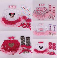 Goedkope 4 stks/partij baby verjaardagscadeau pasgeboren zuigeling kleding sets roze rose tutu romper jurk peuter festival kostuums baby meisjes outfit, koop Kwaliteit kleding sets rechtstreeks van Leveranciers van China: