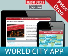 Find out more about Insight Guides World Cities app