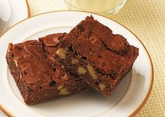 Mary Berry's Decadent Chocolate Brownies