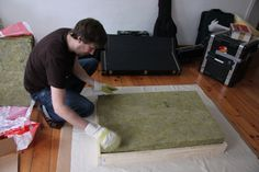 RECORDING: DIY ACOUSTIC PANELS