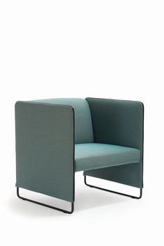 Zippo Lounge is a one seat upholstered sofa conceived for waiting and relaxing…