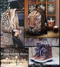 Молодежный рюкзак ТМ EPISODE, рюкзак женский с принтом, рюкзак Украина, episode.ua, рюкзак с ягуаром