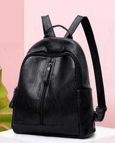 Cauti genti ieftine, genti dragute, genti potrivite pentru orice ocazie, genti de toata ziua, rucsacuri, seturi de genti, genti elegante, genti casual sau genti sport? Intra acum pe www.jadu.ro si alege din peste 300 de modele! Orice, Leather Backpack, Fashion Backpack, Backpacks, Casual, Bags, School, Handbags, Leather Book Bag