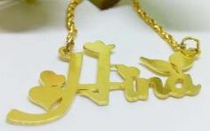 Hina Name Locket Wallpaper Dp For Facebook Girlz