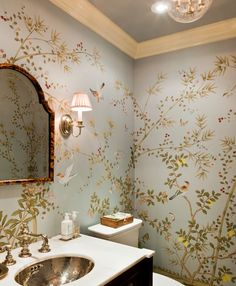 Bathroom | Hillary Littlejohn Scurtis Design | Dering Hall Design Connect In partnership with Elle Decor, House Beautiful and Veranda.