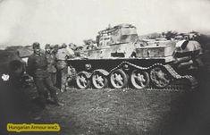 Hungary, Military Vehicles, Ww2, Tanks, Army, History, World War, Military Photos, Gi Joe