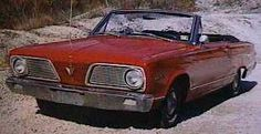 1966 Valiant ragtop