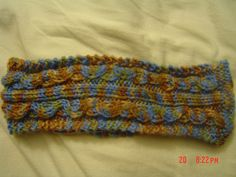 My Ear Warmers by lovealegna, via Flickr