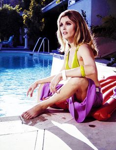 vintagesonia:    Sharon Tate in Valley of the Dolls (1967)