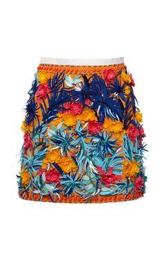 Embellished Skirt by MSGM for Preorder on Moda Operandi
