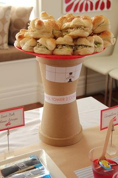 control tower food stands, love!