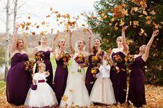 46 Ideas for Cozy Fall Wedding Photography