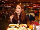 Me eating more food!!!