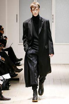 Yohji Yamamoto | Fall 2007 Menswear Collection |