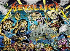 """Résultat de recherche d'images pour """"metallica artwork"""""""
