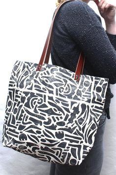 6f484ad3839 48 Best Block Printed and Hand Painted Tote Bags images in 2019