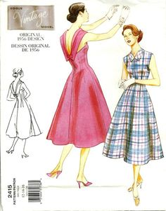 1338 Best Vintage clothes patterns images in 2019  0974a182bf4b
